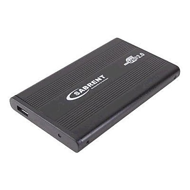 Sabrent SBT-EKU25 2.5in. USB IDE External Hard Drive Enclosure