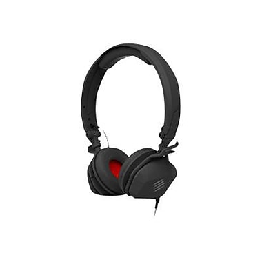 Cyborg® F.R.E.Q™. M Mobile Stereo Headset For iPhone/iPad, Matte Black