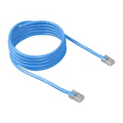 Belkin A3L781-03-BLU 3' RJ-45 Male/Male Cat5e Molded Patch Cable, Blue