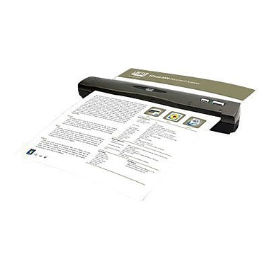 Adesso EZSCAN2000 Mobile Document Scanner, Black
