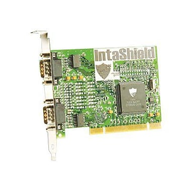 Brainboxes Intashield IS-200 2 Port RS232 PCI Serial Adapter
