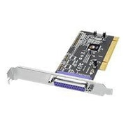 Siig® JJ-P01411-S1 1-Port ECP/EPP Parallel PCI Adapter