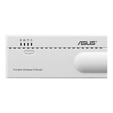 Asus® WL-330N Wireless-N150 Mobile Router, 2.4GHz