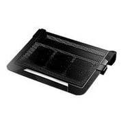 Cooler Master Usa U3 Plus R9-Nbc-U3pk-Gp Laptop Cooling Pad With 3 Movable High Performance Fans