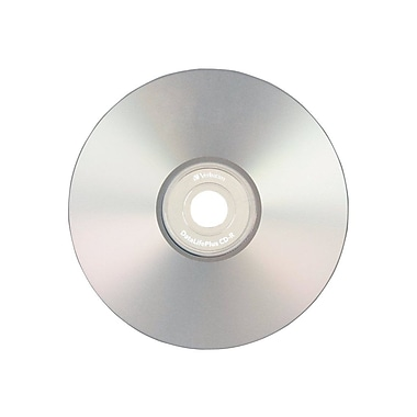 Verbatim 94892 700 MB CD-R Spindle, 50/Pack