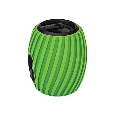 Philips SBA3011GRN/37 Portable Speaker, Green