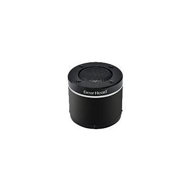 Gear Head™ BT3000 Rechargeable Wireless Speaker, Black