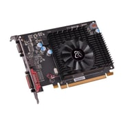 XFX® HD667XZHF3 Radeon HD 6670 GPU Graphic Card With ATI Chipset, 1 GB DDR3 SDRAM