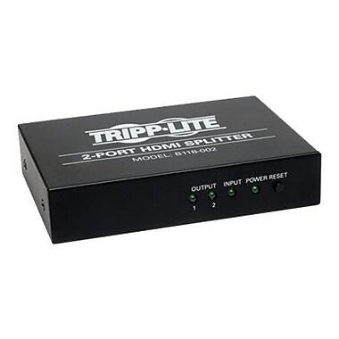 Tripp Lite® B118-002 2-Port HDMI Splitter