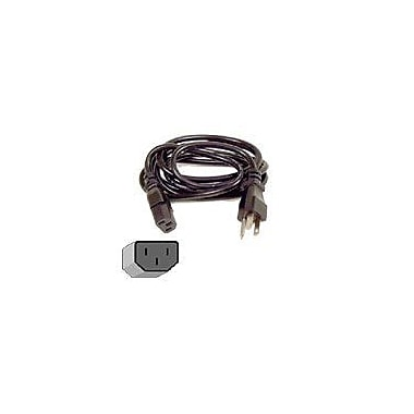 Belkin F3A104-12 12' PRO Series AC Power Replacement Cable, Black
