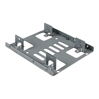 Startech.com Dual 2.5in. SATA Hard Drive to 3.5in. Bay Mounting Bracket (BRACKET25X2 )