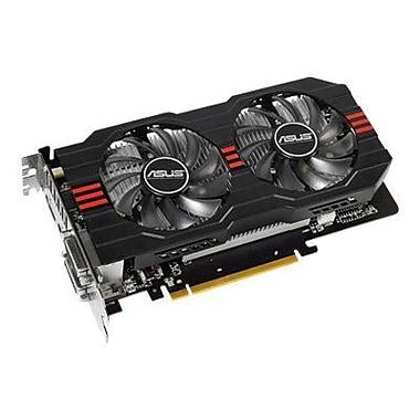 Asus® AMD Radeon™ HD 7770 2GB PCI-Express 3.0 Plug-In Graphic Card