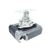 Atdec Telehook™ TH-WH-PJ-FM Flush Projector Universal Ceiling Mount, White