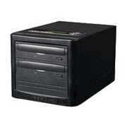 Aleratec™ 260155 Standalone 1:1 Copy Cruiser Pro HS CD/DVD Duplicator, USB 2.0 Interface
