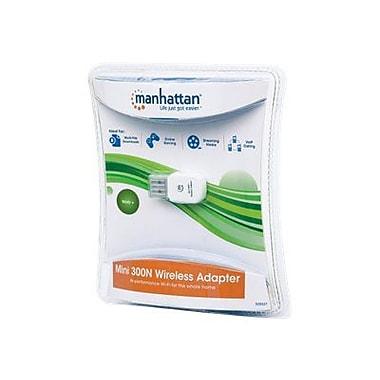 Manhattan® Mini 300N Wireless USB Adapter