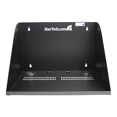 Startech.Com® WallSHELF Deep Vented Server Room Equipment Wall Mount Shelf