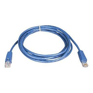 Tripp Lite N002-005-BL 5' CAT-5e RJ-45 Molded Patch Cable, Blue
