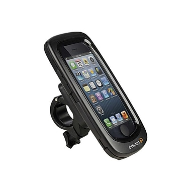 Cygnett Wheather Resistant Protective Bike Mount Case For iPhone 5 + 5s, Black