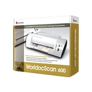Penpower WorldocScan 600 ID Card Scanner, White