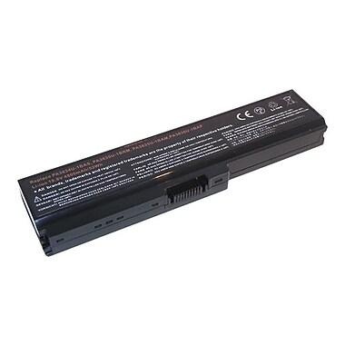 Ereplacement PA3818U-1BRS-ER 5200 mAh Li-ion Battery For Portege M801 Notebook Series