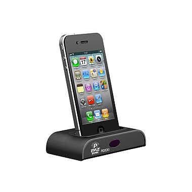 PyleHome PIDOCK1 Universal iPod/iPhone Docking Station For Audio Output Charging