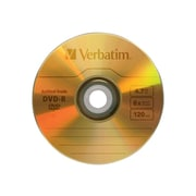 Verbatim 96320 4.7 GB DVD-R Jewel Case, 5/Pack