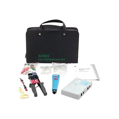 StarTech CTK400LAN Professional RJ45 Network Installer Tool Kit With Carrying Case