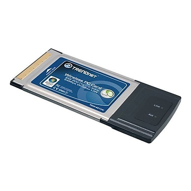 TRENDnet® TEW-421PC Wireless G PC Card