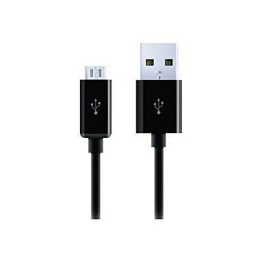Cygnett Micro USB Cable For Samsung Galaxy II/S II 4G/SIII, Black