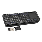 VisionTek® 900335 Candyboard Bluetooth Mini Keyboard With TouchPad