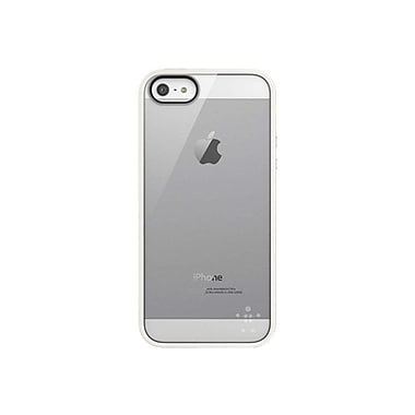 Belkin View Case For iPhone 5, Clear/Whiteout
