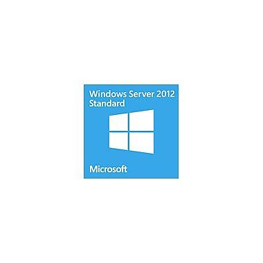 Microsoft® Operating System Windows Server 2012 [Boxed]