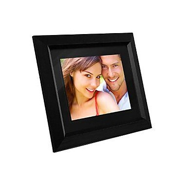 Aluratek Inc. 2gb Internal Memory Admpf315f Hi-Res Digital Photo Frame