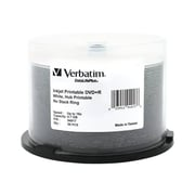 Verbatim® DataLifePlus® 4.7GB 16X DVD+R, Spindle, 50/Pack