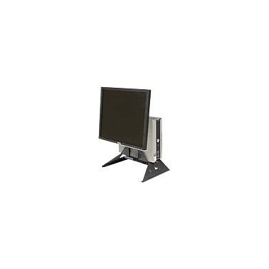 Innovation First Rack Solutions RETAIL-DELL-AIO-014 Optiplex All in one Stand, Black