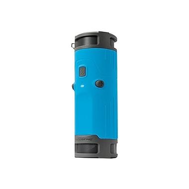 Scosche® boomBOTTLE Weatherproof Bluetooth Speaker System, Blue/Black