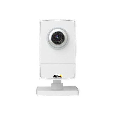 Axis Communications 0520-004 Wired Network Camera, White