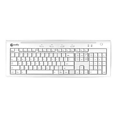 macally™ IKEY5U2 Hi-Speed USB 2.0 Slim Keyboard
