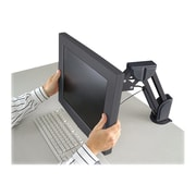 Kensington K60106 Flat Panel Desk Mount Arm for 20 lbs. Monitor, Black