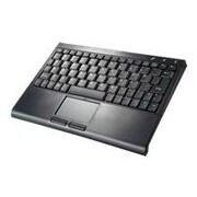 Solidtek® KB-3962B-BT 88 Keys Slim Mini Bluetooth Keyboard With Touchpad