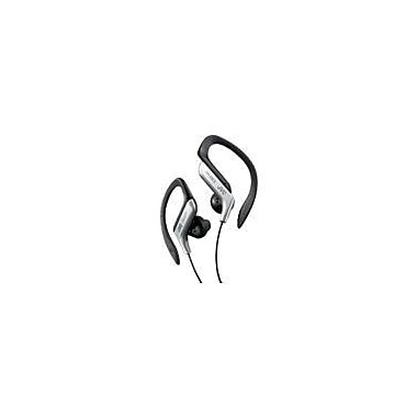 JVC HA-EB75 Over-Ear Stereo Earphone, Silver