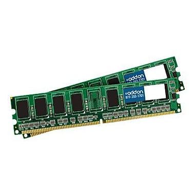 AddOn DDR2800KIT/2G 2GB (2 x 1GB) DDR2 240-Pin Desktop Memory Module Kit
