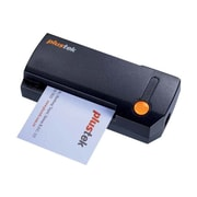 plustek MobileOffice S800 Business Card Scanner, Black