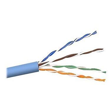 Belkin A7J704-1000-BLU 1000' CAT-6 Bulk Cable, Blue