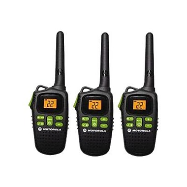 Motorola Talkabout® MD200TPR Two-Way Radio, Up to 20 Miles