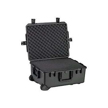 Pelican™ Hardigg Storm Case® Storm Trak iM2720 Shipping Box With Cubed Foam, Black