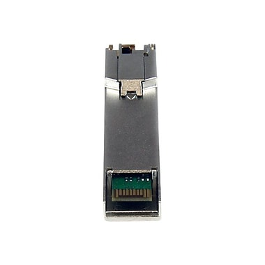Startech.Com® SFPC1110 Cisco Compatible Gigabit RJ45 Copper SFP Transceiver Module