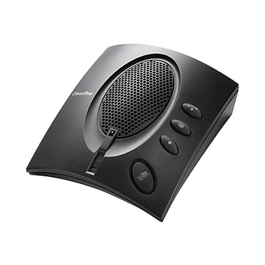 ClearOne® 60-U Personal Speakerphone With Call Control Optimized For Skype
