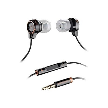 Plantronics 86110-11 In-Ear-canal Headphone, Black