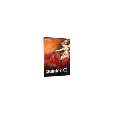 Corel™ PTRX3ENPCMUGAM Painter X3 (Windows/Mac Version) Software